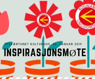 Inspirasjonsmøte  26.  januar